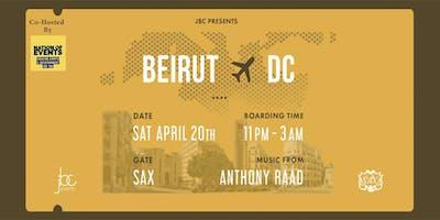 BEIRUT to DC at SAX