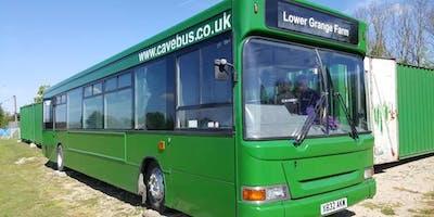 Cavebus - Keep Warm Event - May - £4 per person