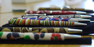 DESIGN A PEN IN POLYMER CLAY