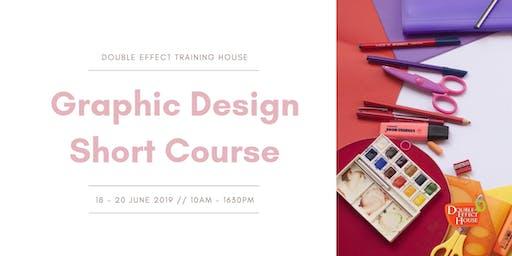 Graphic Design Short Training Course (JUNE)