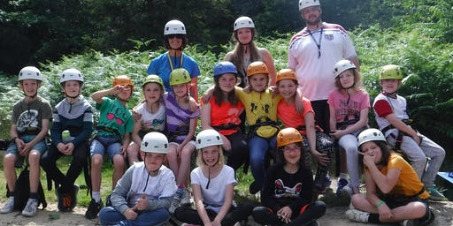 CLAPA Scotland Residential (August 2019) for Young People 8-15 yrs