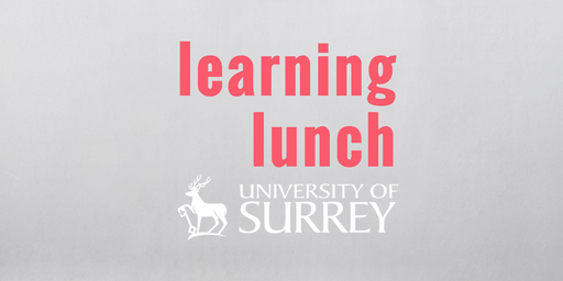 Learning Lunch 7 August 2019 with Jo Tai