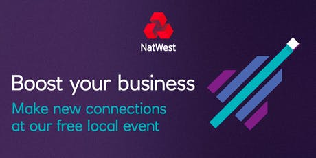 NatWest & Nelson Myatt - Women in Business Networking Group tickets