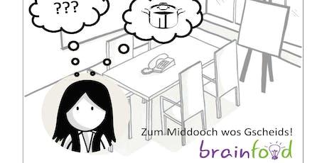 Brainfood: Warum Digitalisierung (erstmal) nichts mit der IT-Abteilung zu tun hat Tickets