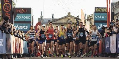 Oxford Half Marathon Training Evening - Pilates