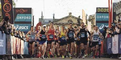 Oxford Half Marathon Training Evening - Circuits tickets