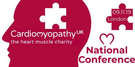 Cardiomyopathy UK National Conference 2019 tickets
