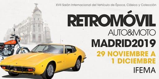 Retromóvil Madrid, XVII Salón Internacional del Vehículo de Época