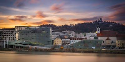 Fotowalk Architekturfotografie in der Altstadt von Linz