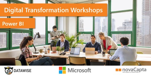 Power BI CIE Workshops