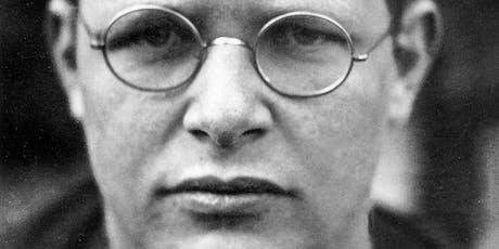 "Bonhoeffer: ""The trials of our times"" tickets"