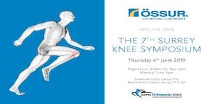 The 7th Surrey Knee Symposium