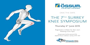 The 7th Surrey Knee Symposium