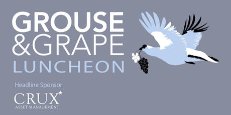 The Grouse & Grape Luncheon tickets