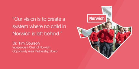 Transition - a fresh approach for schools in the Norwich Opportunity Area tickets