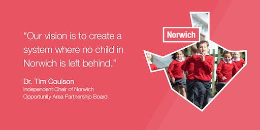 Transition - a fresh approach for schools in the Norwich Opportunity Area