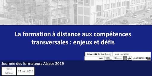 Journée des formateurs Alsace 2019