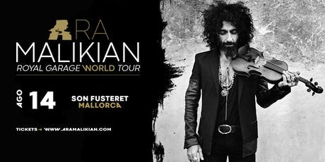 Ara Malikian en Mallorca - Royal Garage World Tour entradas