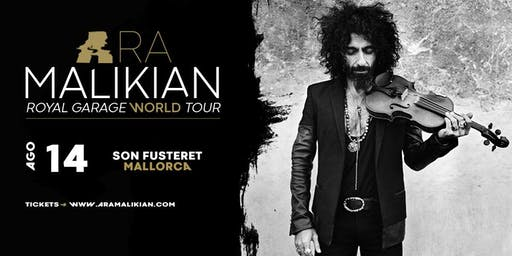 Ara Malikian en Mallorca - Royal Garage World Tour