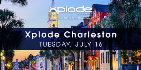 Xplode Conference Charleston 2019 tickets
