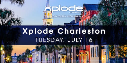 Xplode Conference Charleston 2019