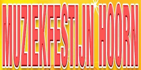 Muziekfestijn in Hoorn tickets