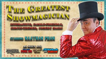 """""""The Greatest Showmagician"""""""