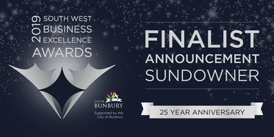 2019 South West Business Excellence Awards Finalist Announcement Sundowner