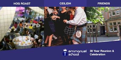 Emmanuel School 30 Year Celebration
