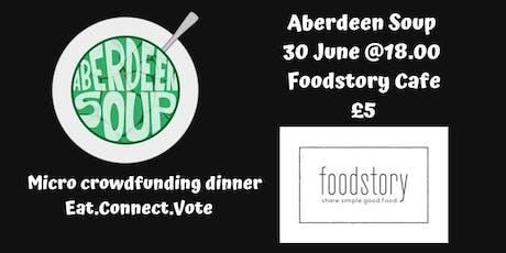 Aberdeen Soup #10 tickets