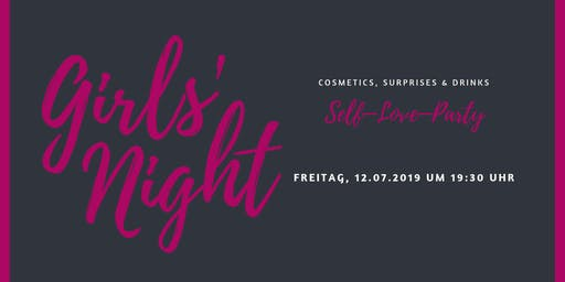 Girls Night – Self Love Party