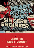 Sincere Engineer / Heart Attack Man