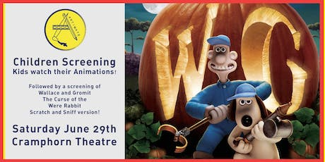 Artimate Kids Screening + Wallace & Gromit: The Curse of the Were-Rabbit tickets