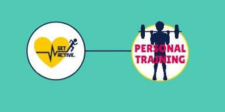 Get Active - Personal Training  tickets