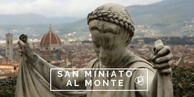 Firenze dall'alto: da San Miniato al Giardino dell'Iris