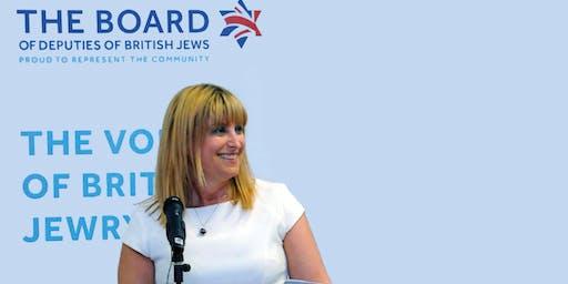 The Voice of British Jewry - Marie Van Der Zyl