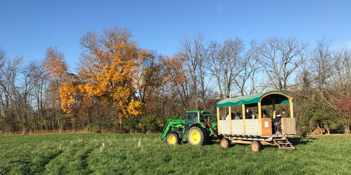 Seven Sons Farms Wagon Tour - June 22, 2019 @ 10:30AM EST