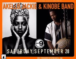 Akello Jackie & Kinobe Band