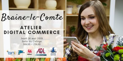 Atelier Digital Commerce - Braine-le-Comte