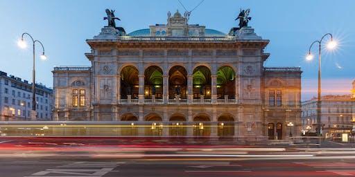 Architekturfotografie in der Altstadt Wiens