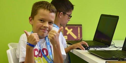 Davis Logiscool Naples - SUMMER CAMP - Minecraft