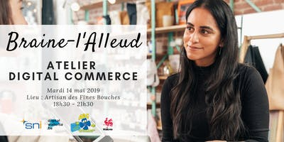 Atelier Digital Commerce - Braine-l\