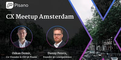 Customer Experience Meetup Amsterdam