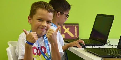 Davis Logiscool Naples - SUMMER CAMP - Minecraft tickets