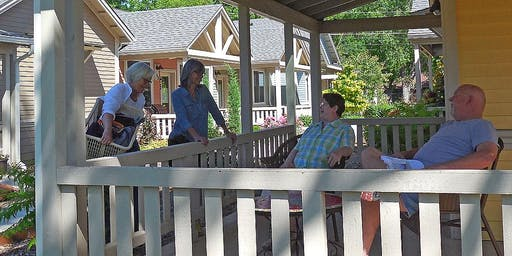 Introductory Meeting - Senior Cohousing in Metro West July 20, 2019