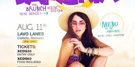 SANGRIA THE BRUNCH FETE SERIES  tickets