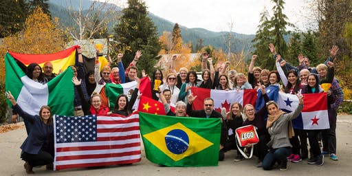 5th Annual LEGO® SERIOUS PLAY® methods Trained & Certified Facilitator's Annual Meeting for the Americas