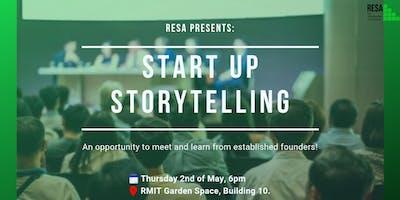 Start Up Storytelling