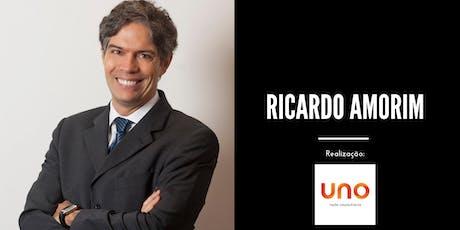 Ricardo Amorim - Campos dos Goytacazes tickets