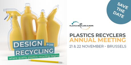 Plastics Recyclers Annual Meeting 2019 | Brussels tickets